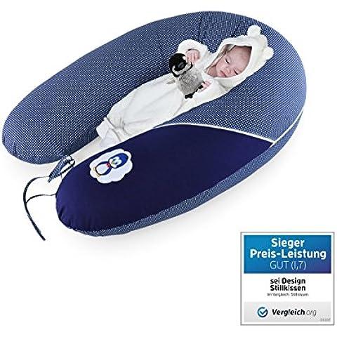 Sei Design Baby cuscino per allattamento gravidanza