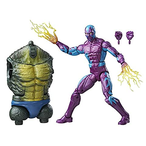Captain America Marvel Legends: Eel 15cm Figurine
