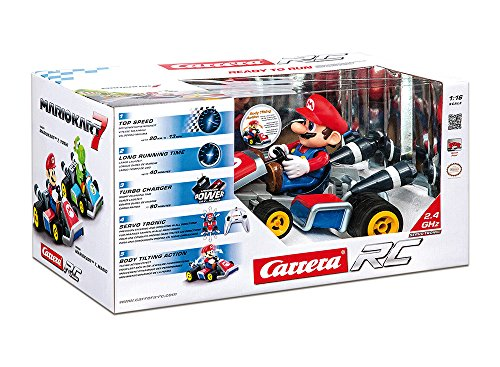 Carrera RC 370162060 - Mario Cart 7 - Motoren Gas-rc-car