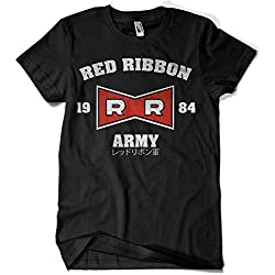 2236-Camiseta Premium, Red Ribbon Army (Melonseta) XXL