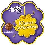 Milka Kleines Dankeschön Pralinen - Feine Pralinés aus Milchcrème umhüllt von Alpenmilch Schokolade - 12 x 187g