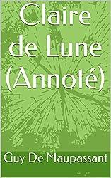 Claire de Lune (Annoté)