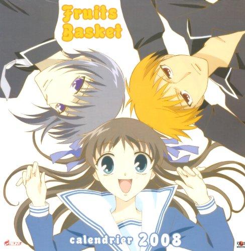 Calendrier 2008 Fruits Basket par Collectif (Broché)