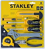 Stanley Hand Tools Set, 70-876, 8 Pcs