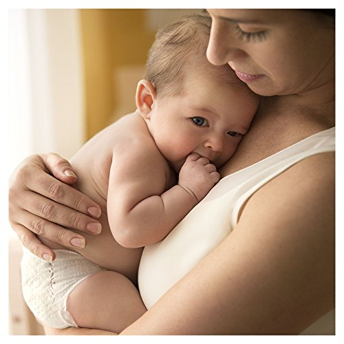 Pampers Windeln New Baby Gr. 1 Newborn 2-5 kg Tragepack, 4er Pack (4 x 23 Stück) - 6
