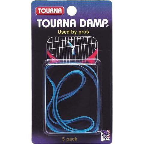 Unique Tourna Damp Tennis String Vibration Dampener-Shock Absorber- by Unique Sports