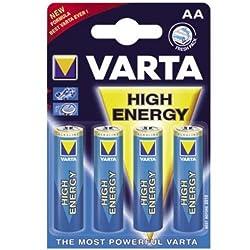 Varta BMIGV4906Y - VARTA High Energy Mignon