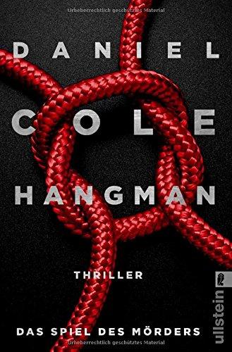Buchseite und Rezensionen zu 'Hangman. Das Spiel des Mörders' von Daniel Cole
