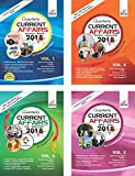 Yearly Current Affairs Pack of 4 Quarterly Issues (January to December 2018) for Competitive Exams
