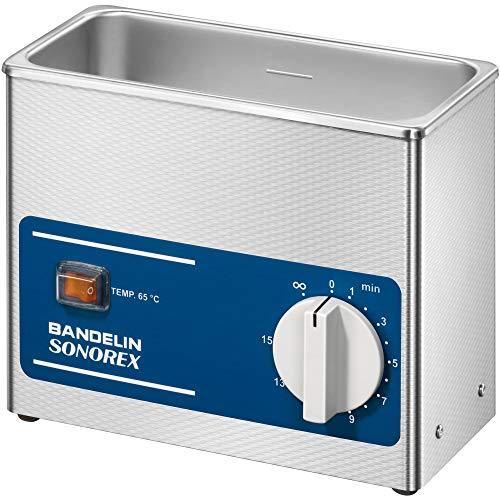 por ultrasonido baño sonorex Super RK 31h