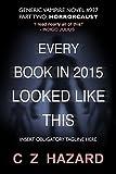 Best GENERIC Books Horrors - Generic Vampire Novel #937: Part Two - Horrorcaust Review