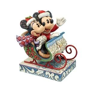 Figurines disney tradition figurine de no l mickey et minnie en traineau cuisine - Jeux de cuisine de mickey ...