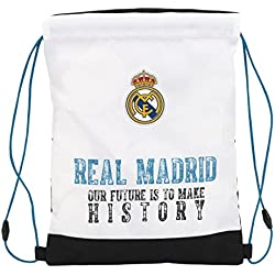 Real Madrid - Saco plano junior (Safta 611754855)