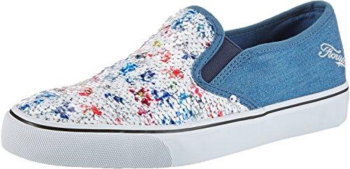 fiorucci-damen-fepb008-sneaker-blau-denim-39-eu