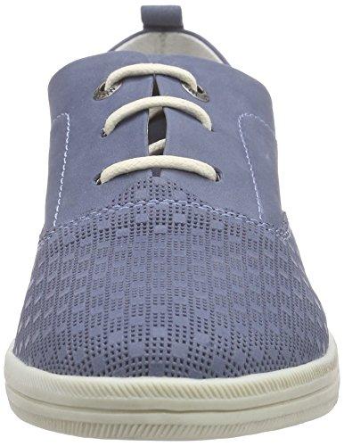 Blau J64011g bugatti 455 jeans Blau J64011g bugatti Sneakers bugatti jeans Damen Damen J64011g Sneakers 455 0AFqHa
