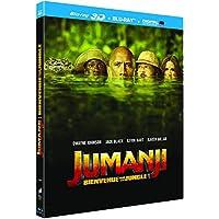 Jumanji : Bienvenue dans la Jungle 3D + Blu-Ray + Digital Ultraviolet