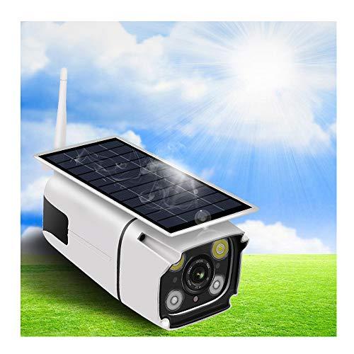 LGF Helmet Solar Überwachungskamera HD 1080P Qualität 200W Pixel Infrarot Nachtsicht CCD Kamera 67 Level wasserdicht und staubdicht 32G Karte,300Wpixel32Gcard -