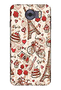 Panasonic P88 Mobile Back Cover By PIKWAY
