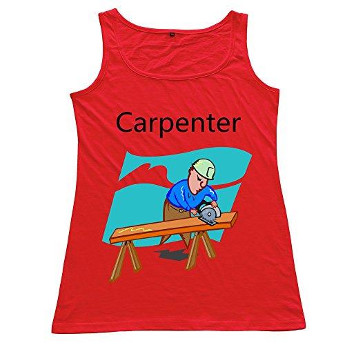 onlyprint-womens-cartoon-carpenter-tank-top-size-m-us-red