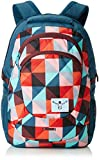Chiemsee Rucksack Harvard, Magic Triangle Red, 33 x 16 x 48 cm, 25 Liter, 5021022