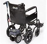 Wheelchair Powerpack - Attendant Dual Wheel from Fenetic
