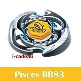 Best Beyblades rares - PISCES toupie rare BB83 beyblade metal master avec Review