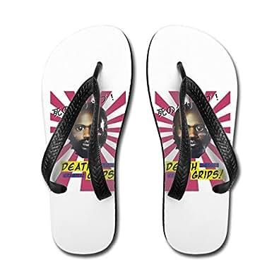 Death Grips Kawaii Love Deep Web Adult Sandals Small