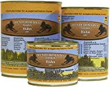 HUNDEDOMAIN's Feinstes (6x400g) 100%-PUR Singleprotein Nassfutter (Huhn PUR)
