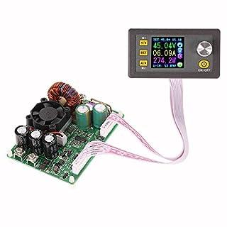 KKmoon LCD Digital Programmierbares Konstantes Spannung Strom Step-down Spg.Versorgungsteil-Modul DC 0-50.00V/0-15.00A¡