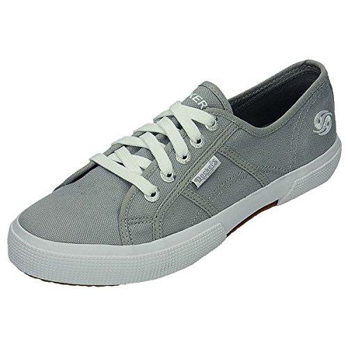 Dockers chaussures pour femme look sportif canvas gummisohle36MD201 710530 Beige - Beige