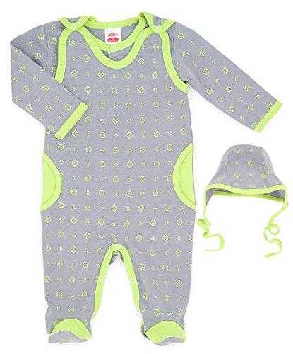 makoma-baby-madchen-und-jungen-3-tlg-set-strampler-set-mit-langarmshirt-zum-knopfen-und-mutze-127-le