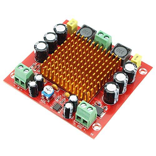 Ils - XH-M544 DC 12V 24V 150W TPA3116DA TPA3116 D2 Mono Kanal-Digital-Power Audio Verstärker Amp Bret 12 Digital-audio