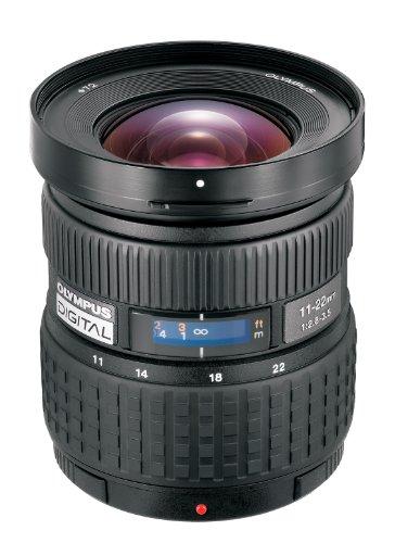 Olympus EZ-1122 Zuiko Digital 11-22mm F2,8-3,5 Objektiv (Four Thirds, 72 mm Filtergewinde)