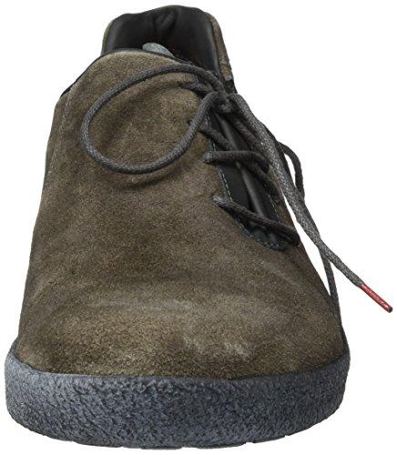 Think! GEOAG, Chassures à lacets homme Brun (VULCANO/KOMBI 21)