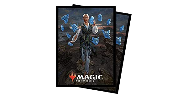 100 Commander 2018 V2 Magic The Gathering MTG Deck Protector Kartenh/üllen