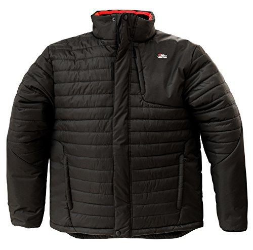 Abu Garcia Herren Wattierte Jacke schwarz schwarz XXL Preisvergleich
