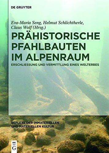 Prähistorische Pfahlbauten im Alpenraum: Erschließung und Vermittlung eines Welterbes (Reflexe der immateriellen und materiellen Kultur 3)