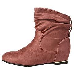 70daa77f59f Hidden heel boots - Casual Women's Shoes