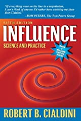 INFLUENCE 5/E: Science and Practice Taschenbuch