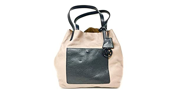 7f2e7d37ea3d MICHAEL MICHAEL KORS COLGATE XL PEBBLED Grab Bag Shoulde Tote  Amazon.co.uk   Shoes   Bags