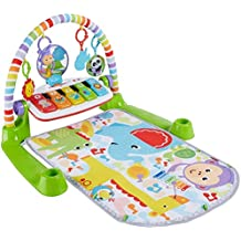 Fisher-Price Original Deluxe Kick & Play Piano Gym, Gender Neutral Playmats & Floor Gym