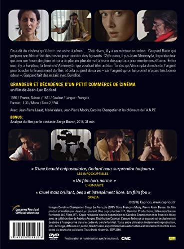 Grandeur et décadence d'un petit commerce de cinéma [Francia] [DVD]