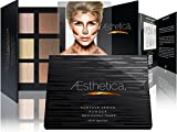 Aesthetica Cosmetics Contour und Highlighting Powder Foundation Palette