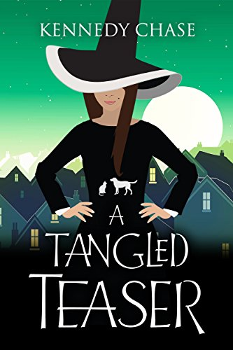 A Tangled Teaser: A Witch Cozy Murder Mystery (Witches of Hemlock Cove Book 3) (English Edition)