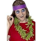 Graskette Kette Gras mit Blätter Cannabiskette Cannabis Hanfkette Halskette