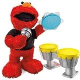 Sesame Street Lets Rock Elmo Toy