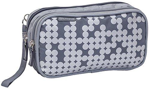 ELITE BAGS DIA´S Bolsillo de los diabéticos (plata)
