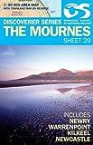 Discoverer Map 29 Mournes (Discoverer Series) (Irish Discoverer Series)