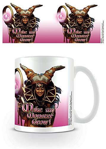 Power Rangers Kaffeetassen, Keramik, Mehrfarbig 7.9 x 11 x 9.3 cm