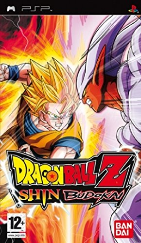 Dragonball Z: Shin Budokai (Ball Psp Z Dragon)